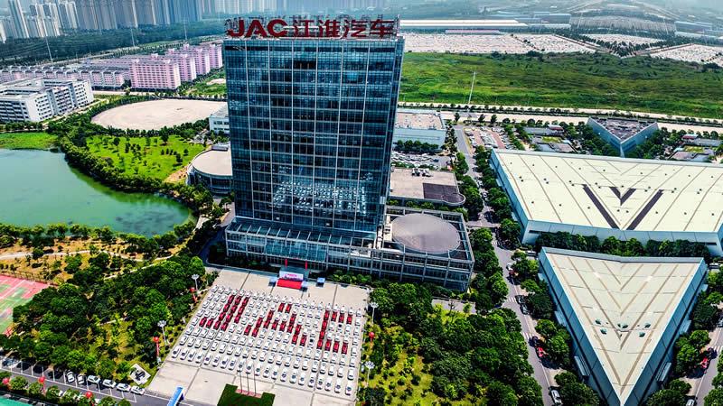 Chinese pickup truck manufacturer:JAC MOTORS
