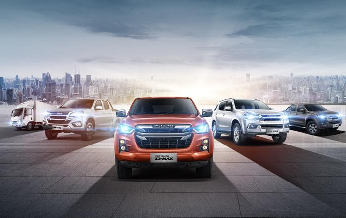 Chinese pickup truck manufacturer:Jiangxi Isuzu Automobile