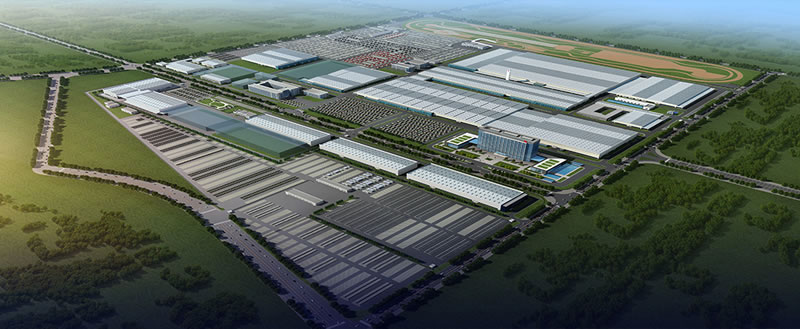 Chinese pickup truck manufacturer:Jiangling Motors(JMC)